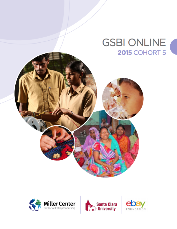 2015 GSBI Online Cohort INVESTMENT PROFILE