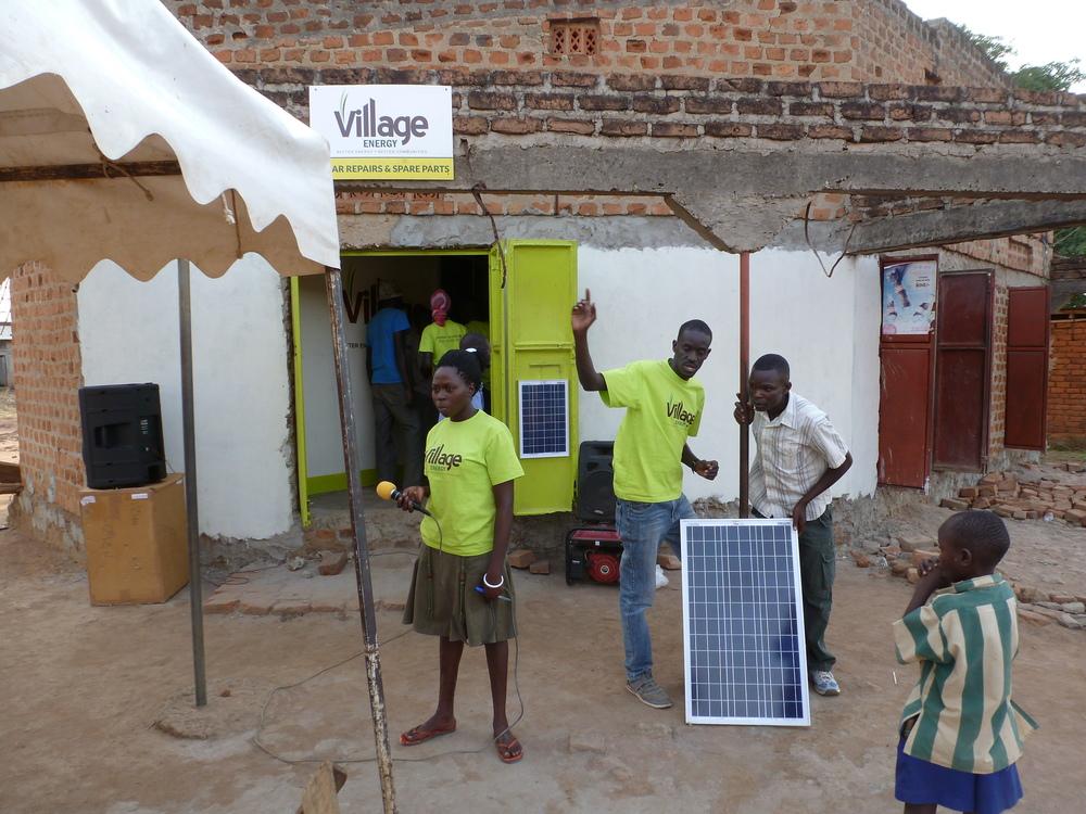 Photo Credit: Village Energy