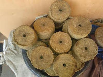 BioBriq charcoal briquettes