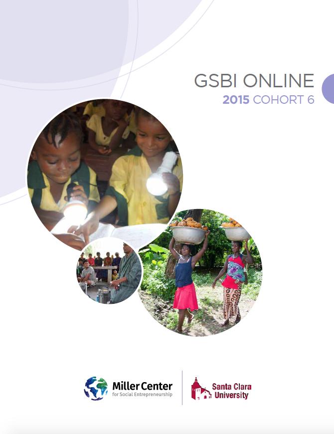 2015 GSBI Online: Spring Cohort 6