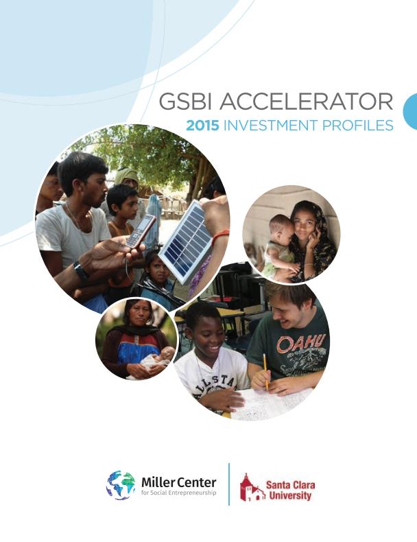 2015 GSBI Accelerator