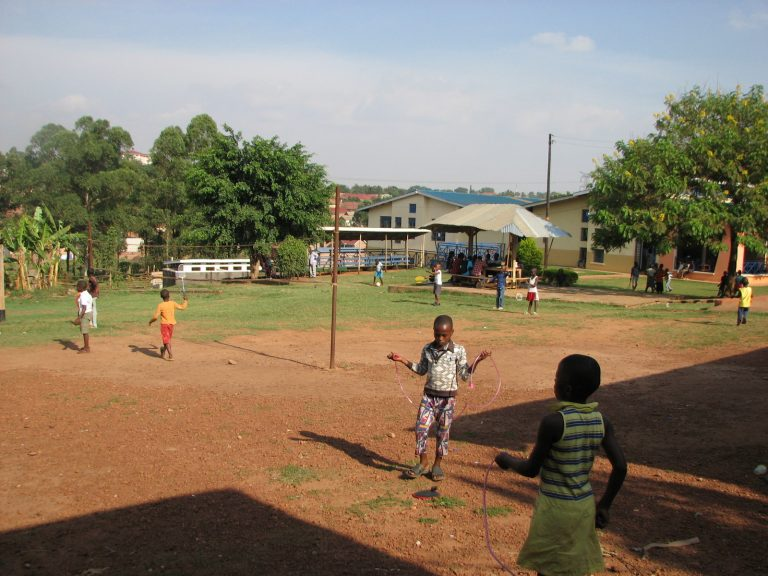 A view of the Nurture Africa campus