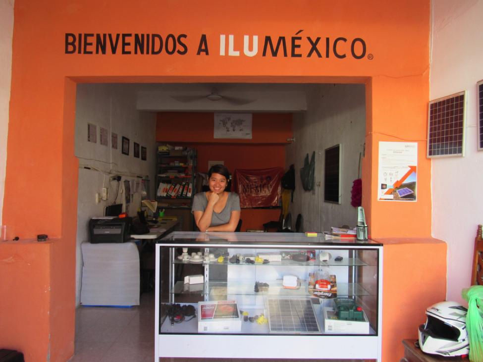 Madeline Nguyen at Iluméxico