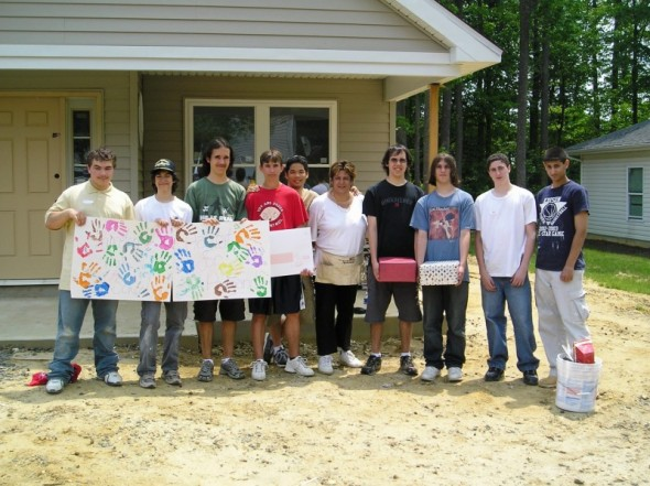 2007-07 YU Princeton High gifts.jpg
