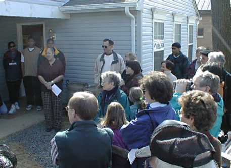 1999-02-27 Birdie Davis House Blessing 4.JPG