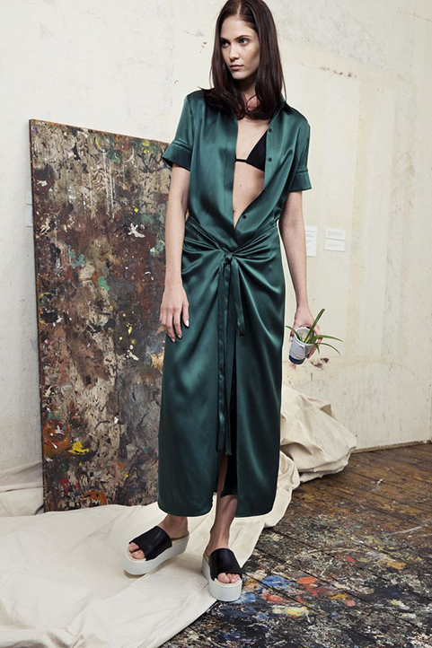 Rosetta Getty SS'15 collection
