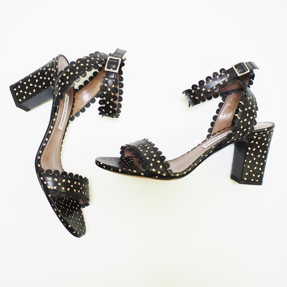 Tabitha Simmons block-heels SS15