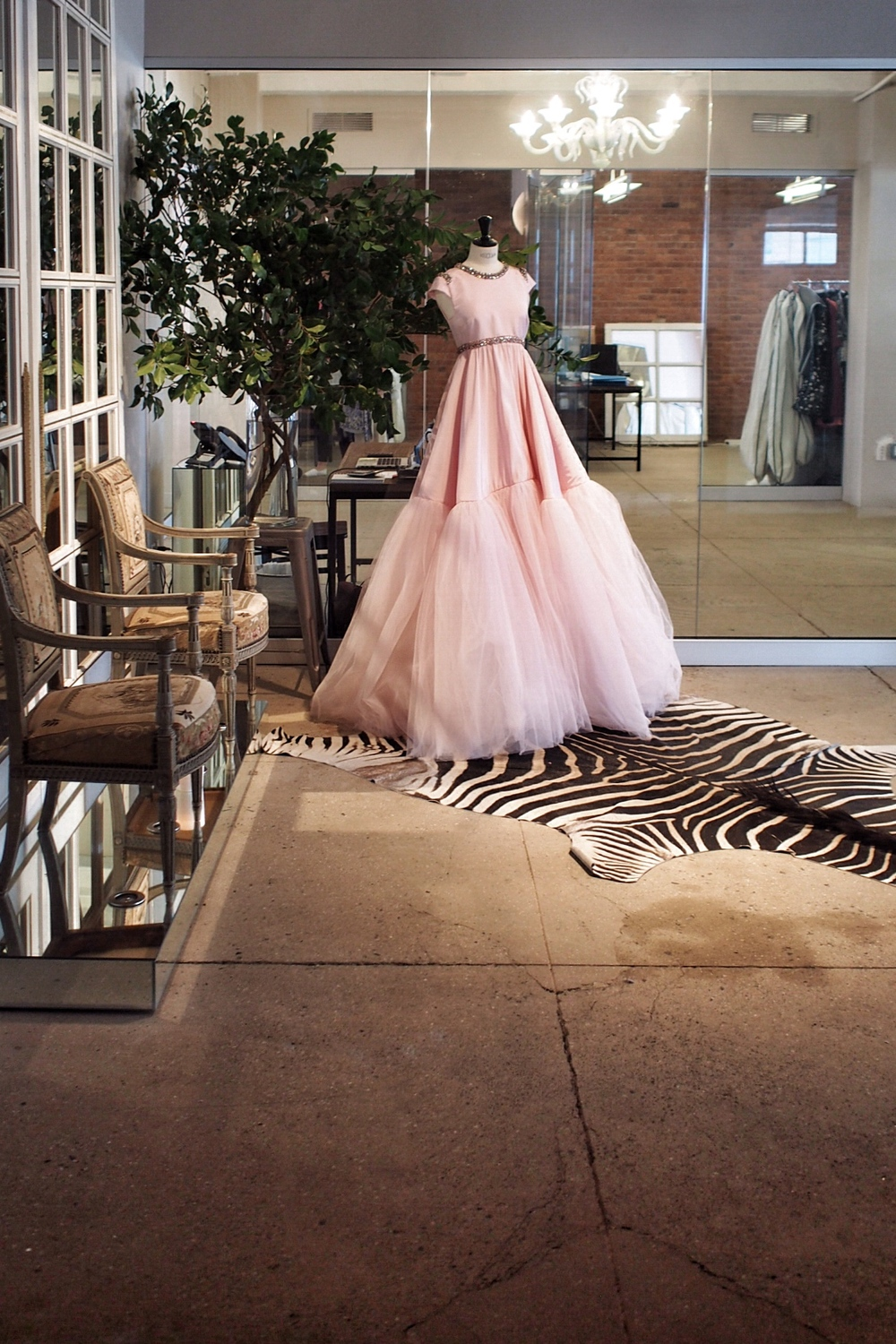 Giambattista Valli showroom NYC
