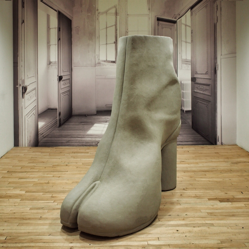 Maison Margiela showroom NYC