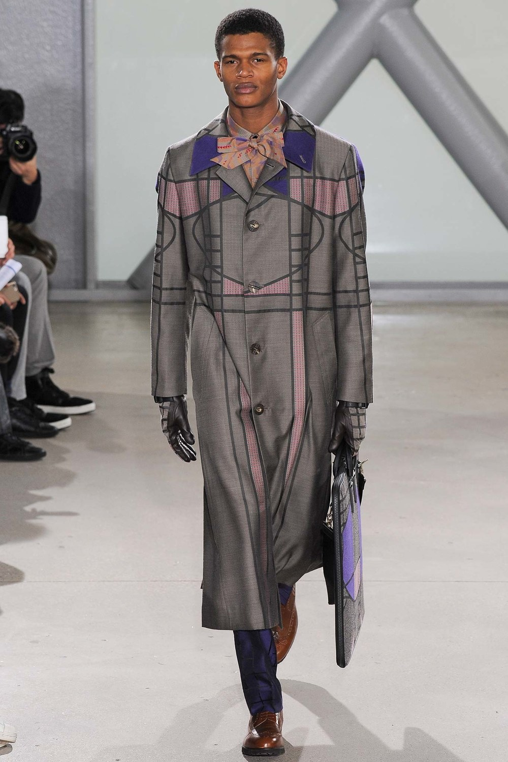 Issey Miyake Mens - influenced by Charles Rennie MacKintosh