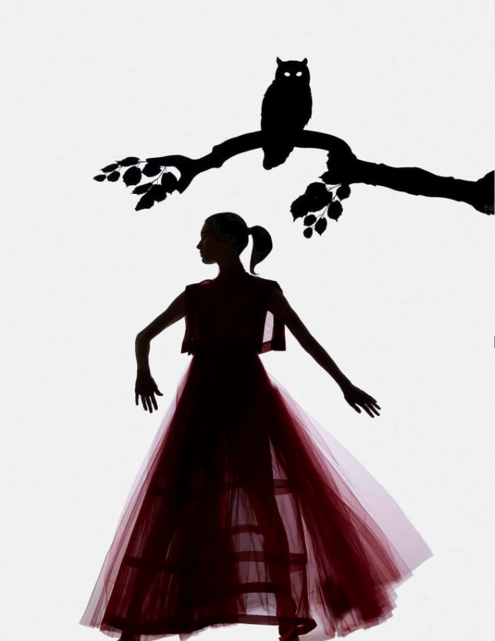 Valentino Haute Couture FW15/16 as envisioned by Viktor & Rolf