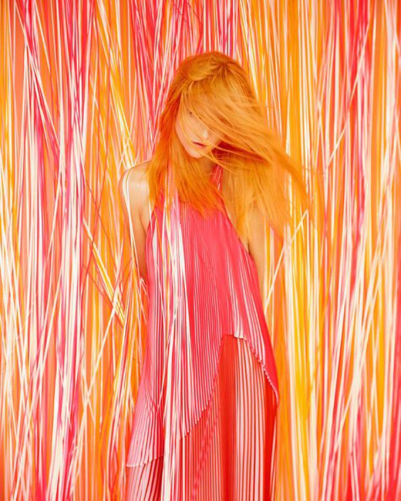 Stella McCartney SS16 for Harpers Bazaar UK - photo: Erik Madigan Heck