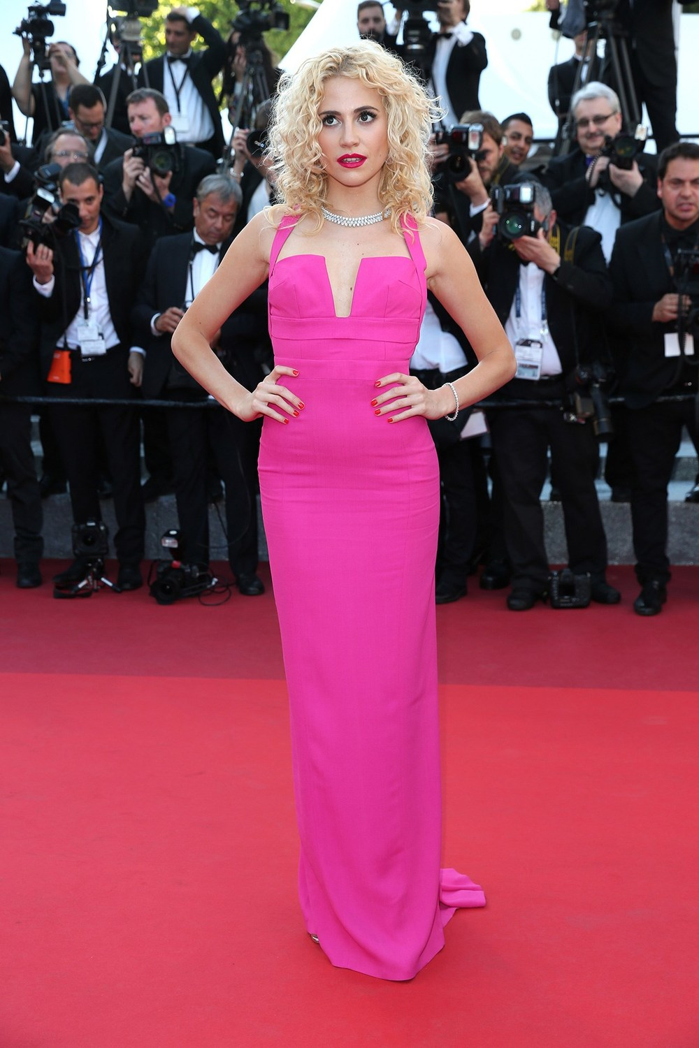Pixie Lott in Dsquared2