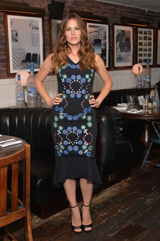 Jennifer Garner in Peter Pilotto