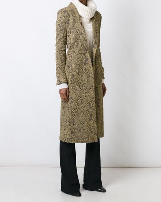 Erika Cavallini AW16 - coat