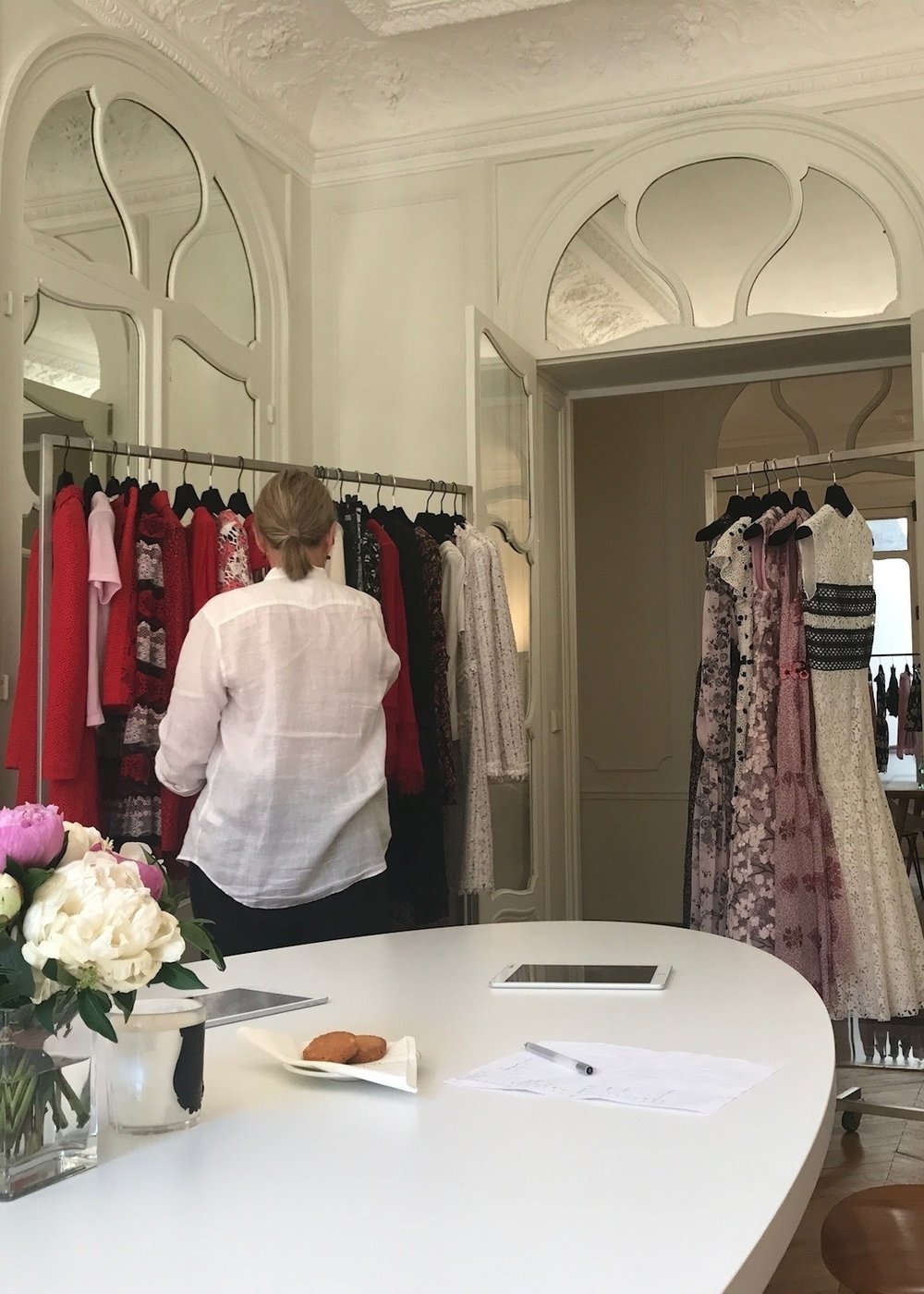 Giambattista Valli showroom