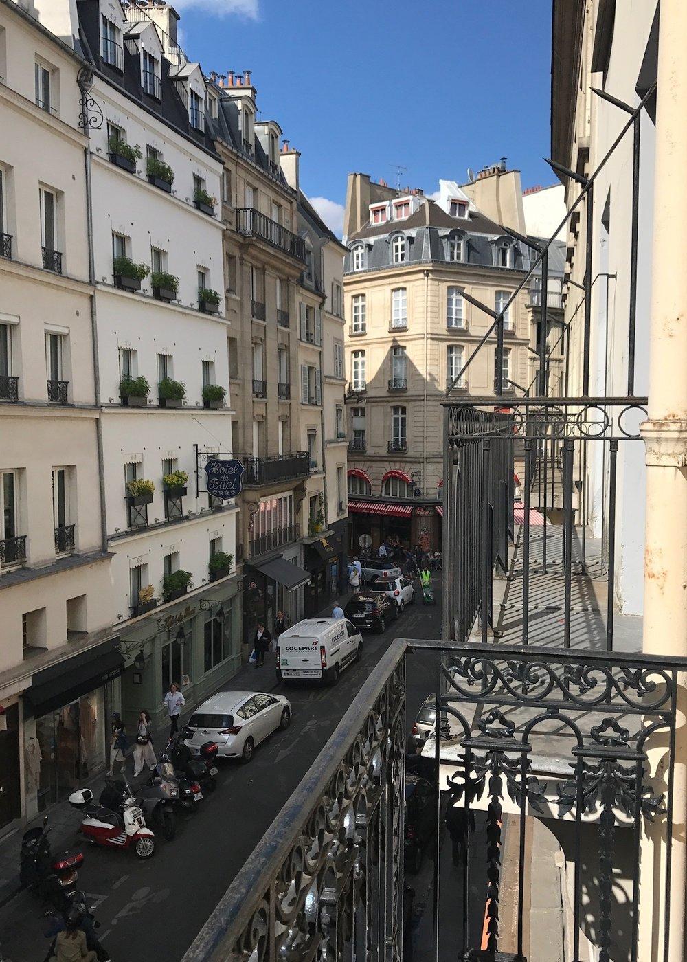 Officine Generale balcony