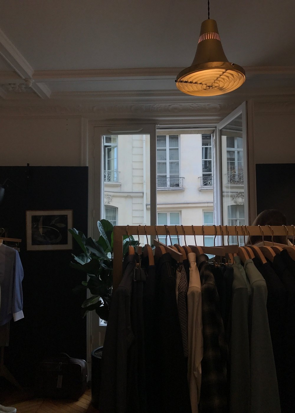 Officine Generale showroom
