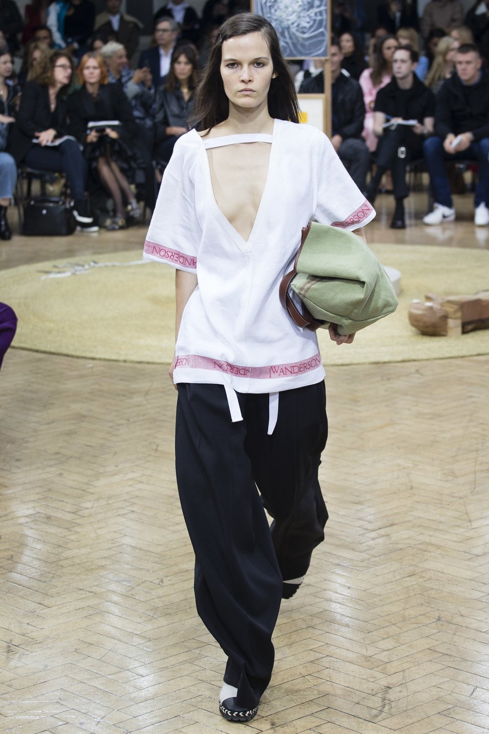 JW Anderson - SS18 - top