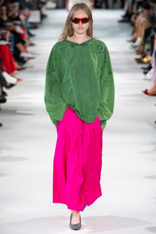 Stella McCartney - SS18 - skirt