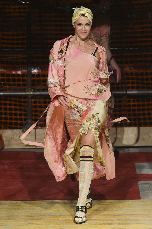 Antonio Marras SS18 - kimono