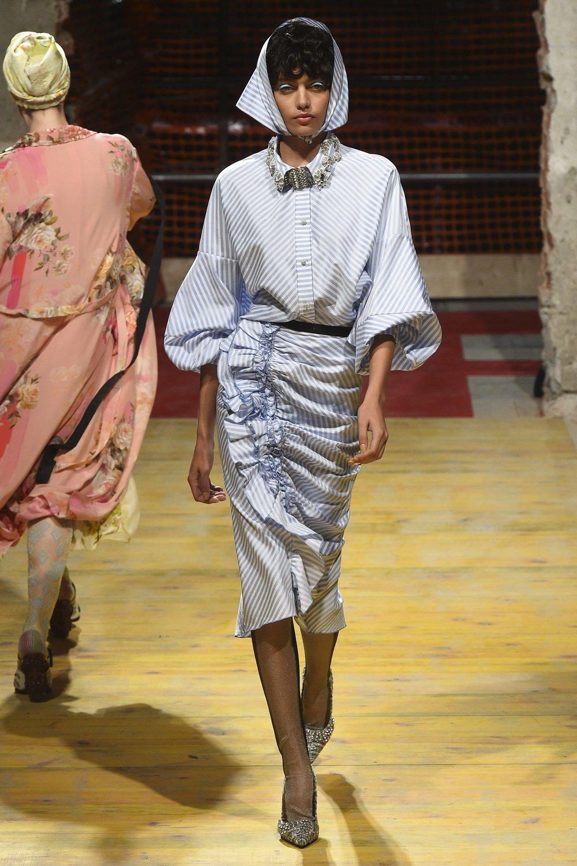 Antonio Marras SS18 - skirt