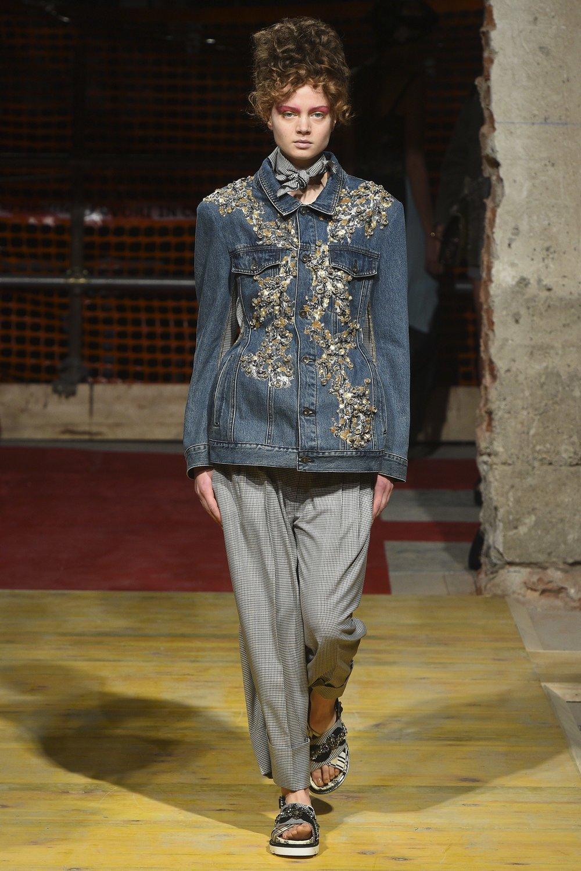 Antonio Marras SS18 - jacket
