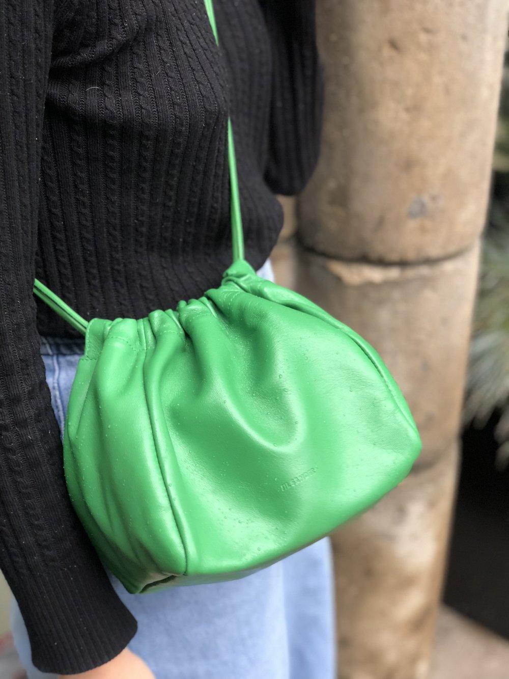Favorite Item #2 - Jill Sander multi-way bag.