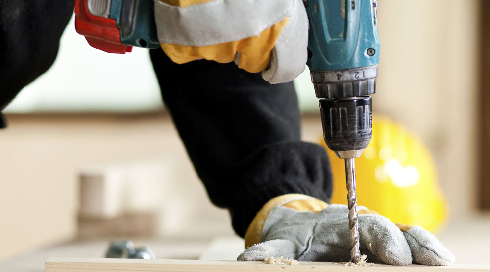 Why pay for your drill to sit on a shelf?— istockphoto