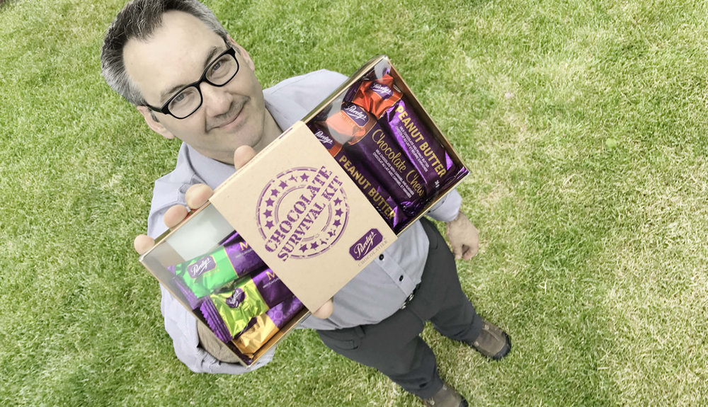 Kerry Shellborn, the Branding Geek, tested out the online process of ordering a box of chocolates from www.purdys.com. (The results were tasty!)