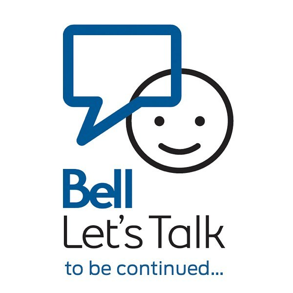"LET'S TALK » Mental illness is not an easy topic to discuss, whether you suffer from its harmful effects or not. Yesterday #BellLetsTalk was by far the most visible hashtag in my Twitter feed thanks to the successful ""Let's Talk"" campaign by Bell Canada. It was eye-opening to read personal accounts as individuals shared their stories. But the one message that caught my eye was a tweet from Bell's chief rival, Telus. If Telus and Bell can share in a conversation about mental illness then I dare say, we all can.  #letstalk  #stopthestigma #mentalhealth"