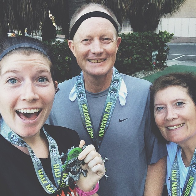 Post Gasparilla Half 2015