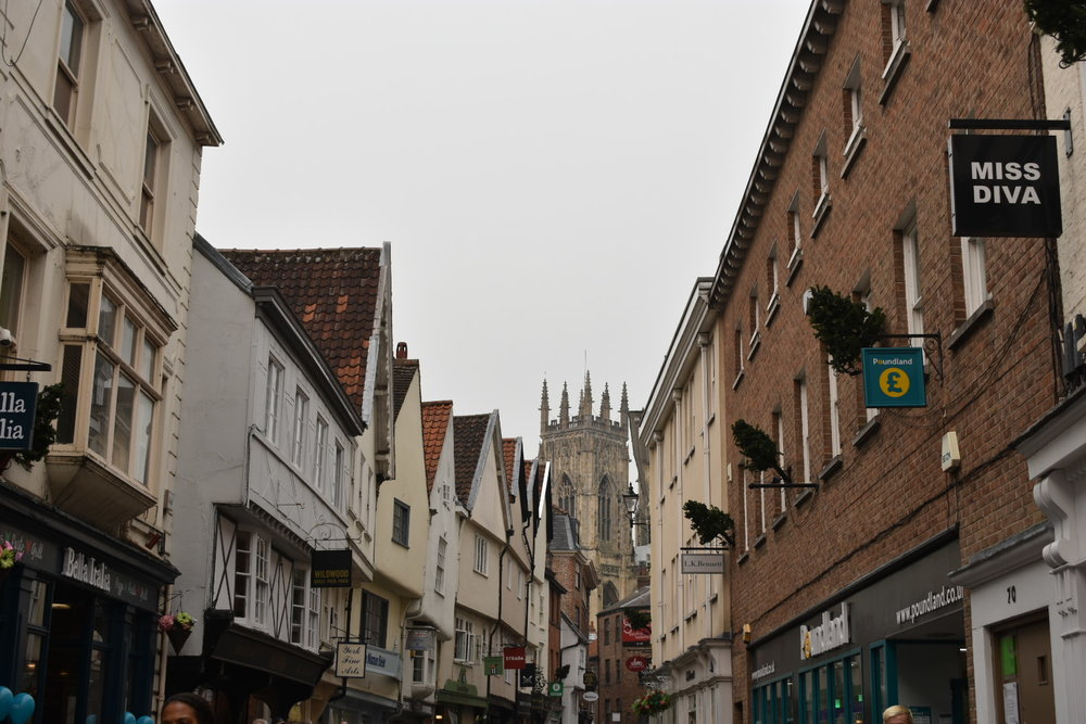 Shambles, York, England
