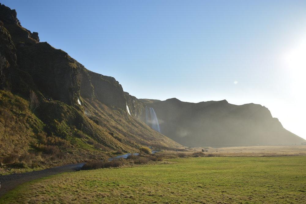 Seljalandsfoss,Þórsmerkurvegur, Iceland