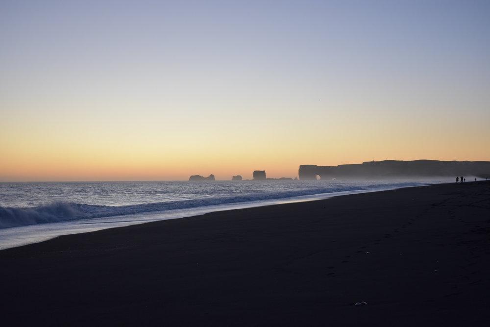 Reynisfjara Black Sand Beach, Reynishverfisvegur, Iceland