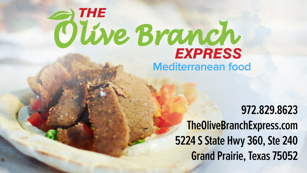 The Olive Branch Express