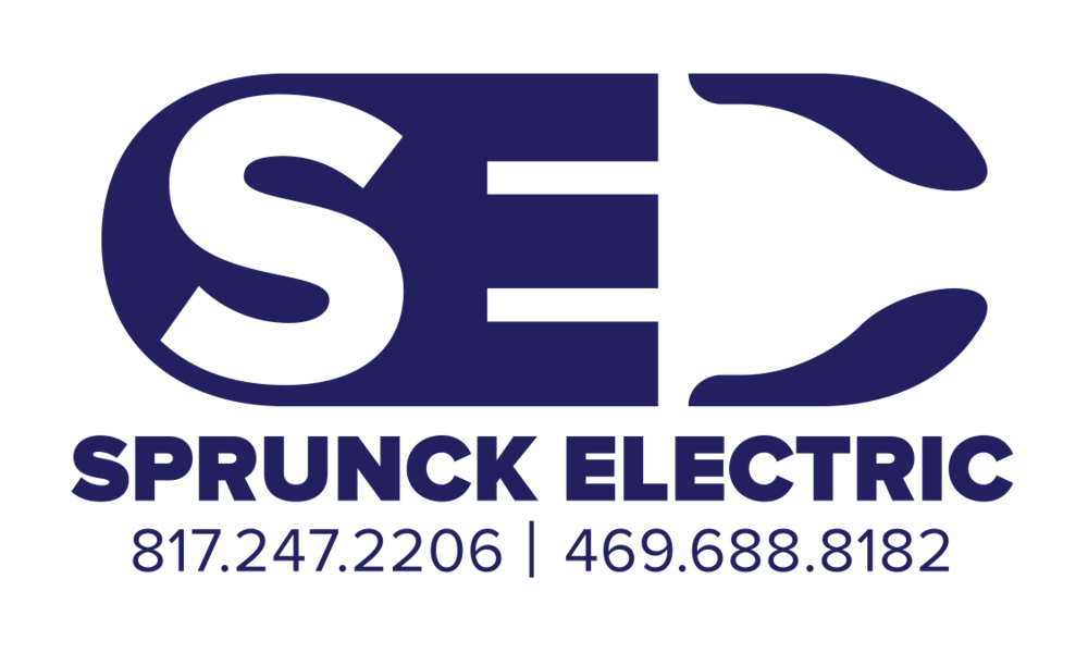 "Sprunck Electric is one of our longest standing relationships.  He wanted to integrate the letters ""S"", ""E"", and an electric plug into a simple but clear communication logo.  something that his customers would quickly be able to identify and grow to trust."