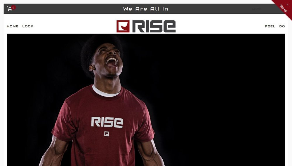 Rise Clothing Co.
