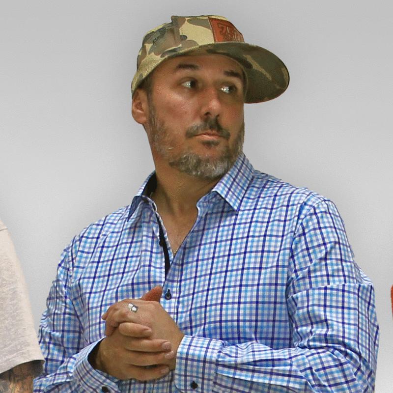 Gavin Hampstead - Creative Director