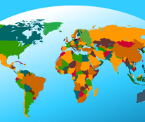 Explore Planet Global Culture - Learn world geography