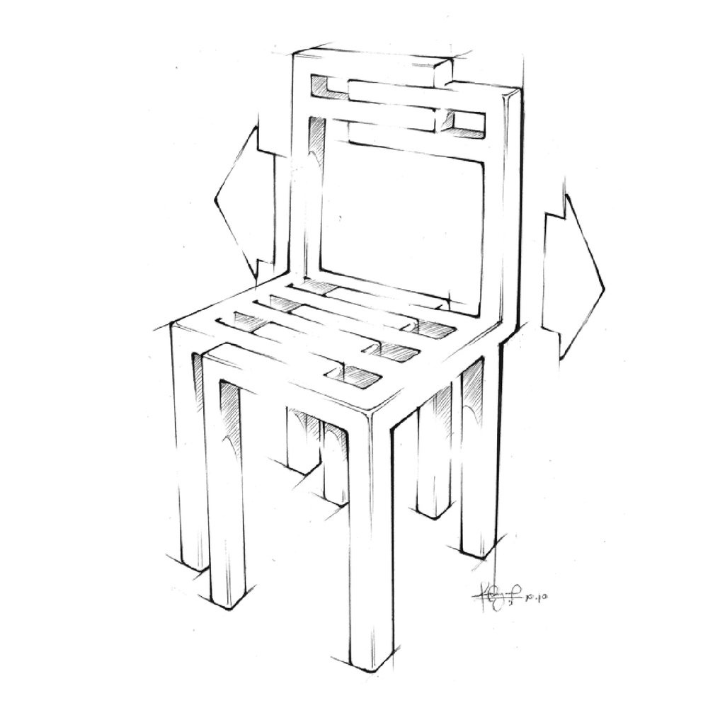 Dupliqué Chair — Design Design New York