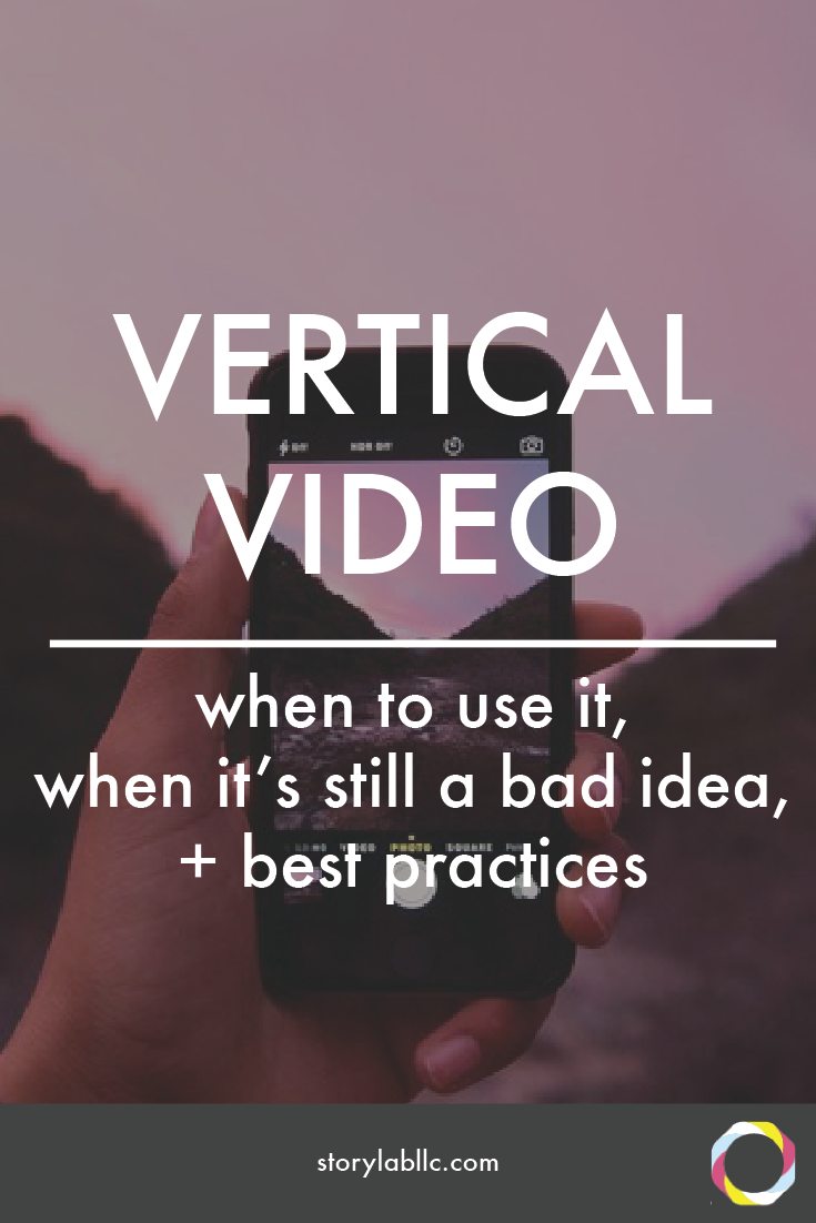 video, smartphone, video smartphone, content marketing, mobile storytelling, videography, storytelling, vertical video