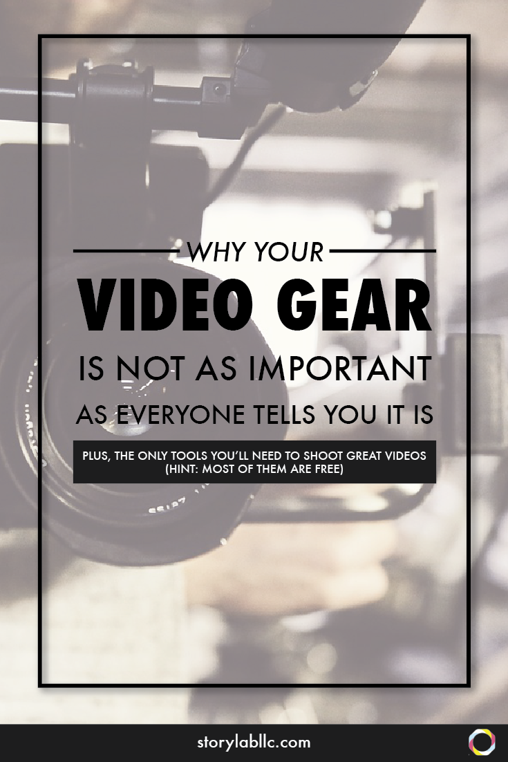 video, gear, video gear, videography, smartphone, tripod,