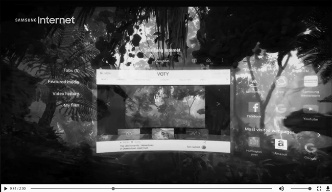 VR in a Web Browser? It's Already Here! — Sarah Redohl