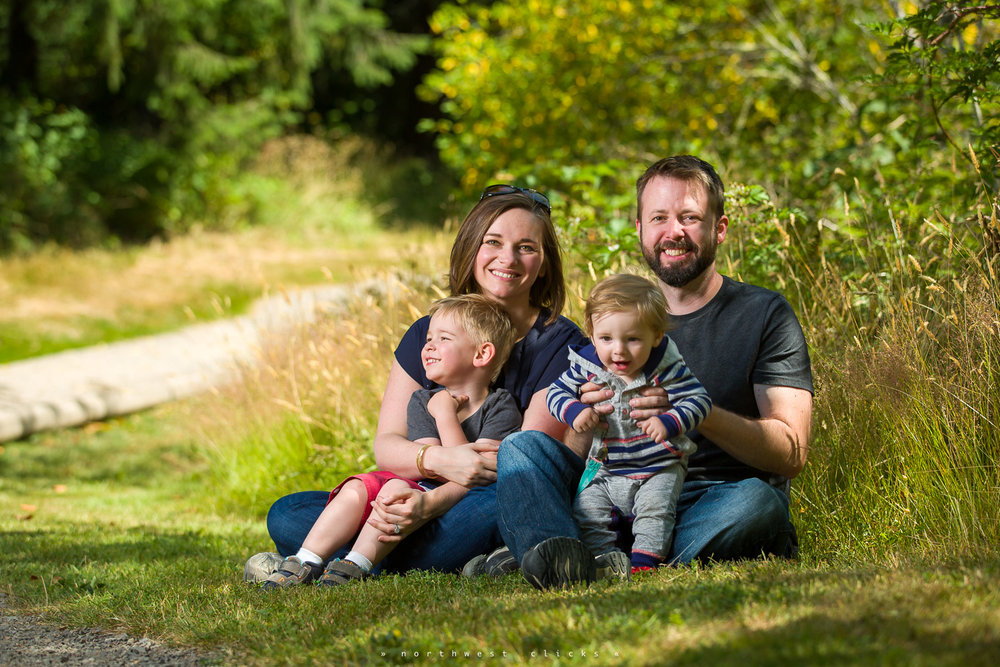 Such a beautiful family - Sammamish Professional Photographer
