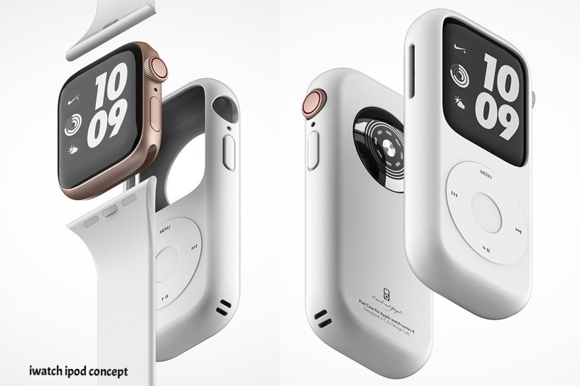 iphone ipod concept