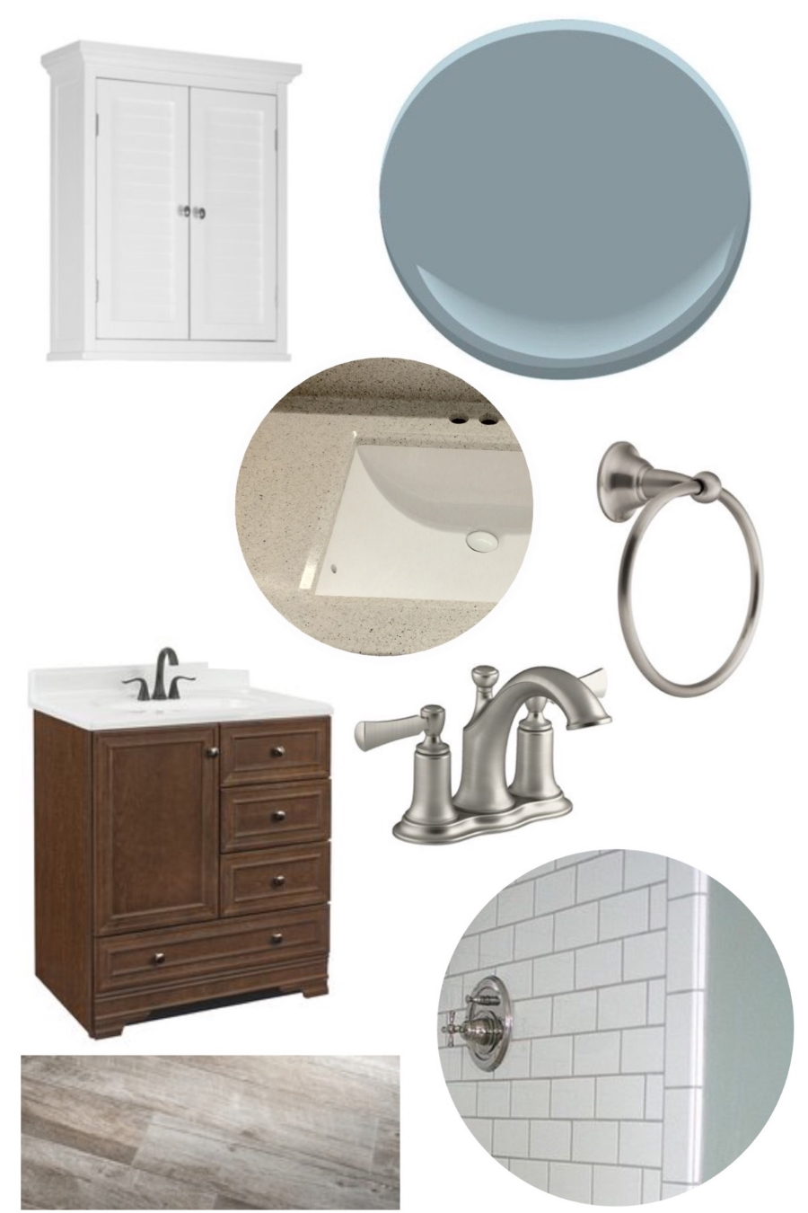 Complete Bathroom In Stock from Lowes