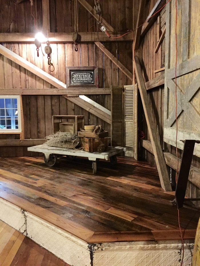 Reclaimed Barnwood Flooring