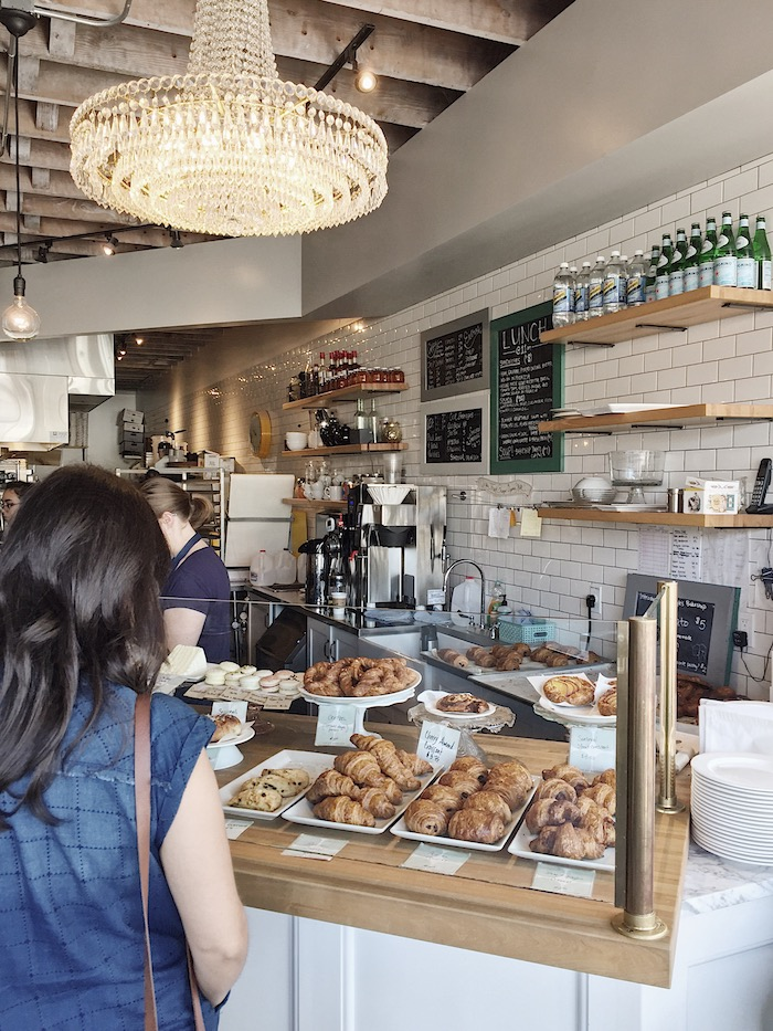 Seattle coffee shop- Laura Design Co.