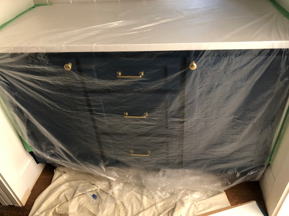 Butler's Pantry Cabinets